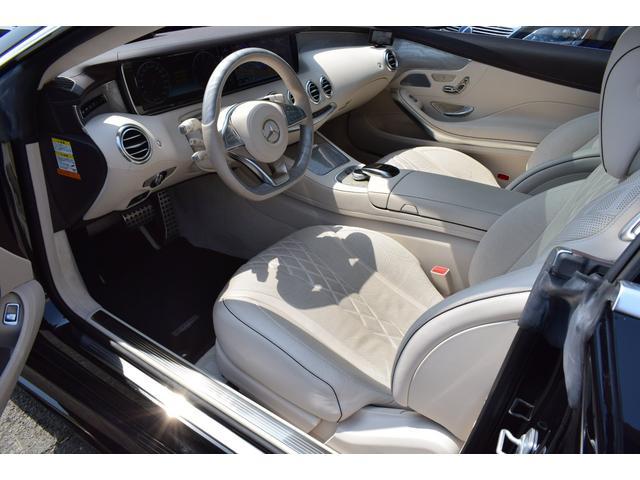 S550 4マチック クーペ AMGライン 白革(3枚目)