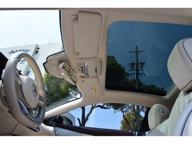 S550 4マチック クーペ AMGライン 白革(15枚目)