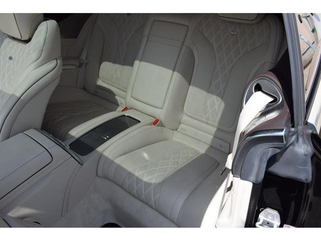 S550 4マチック クーペ AMGライン 白革(17枚目)