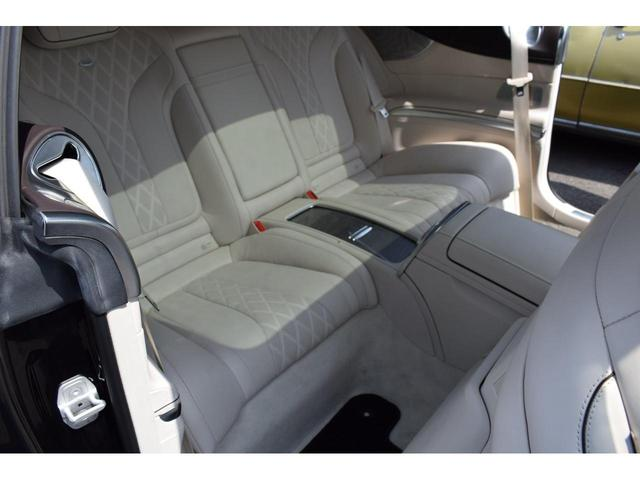 S550 4マチック クーペ AMGライン 白革(18枚目)