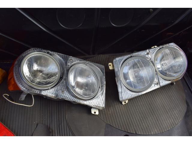 450SL ウエスタン自動車物 新品ソフトトップ(18枚目)