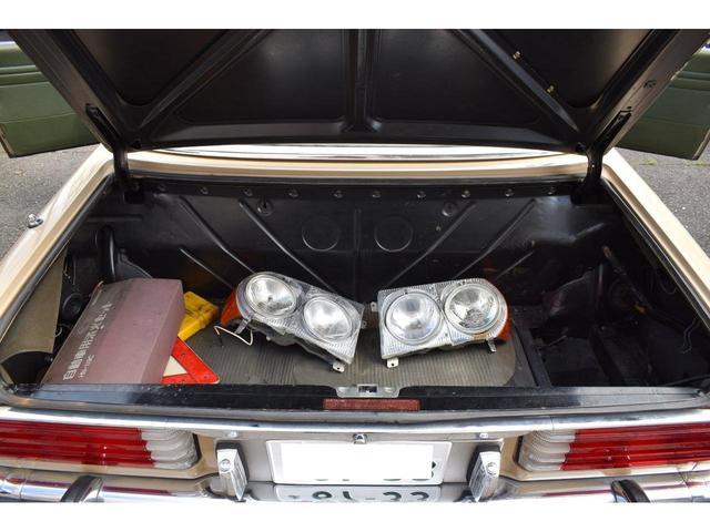 450SL ウエスタン自動車物 新品ソフトトップ(19枚目)
