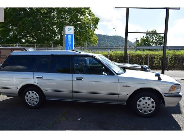 「トヨタ」「クラウンステーションワゴン」「ステーションワゴン」「岐阜県」の中古車4