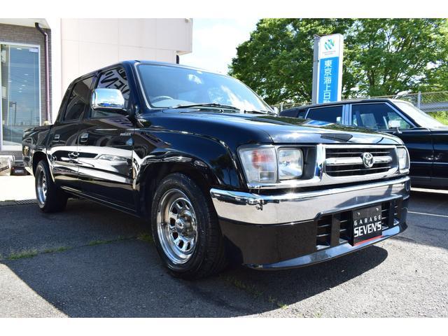 「トヨタ」「ハイラックススポーツピック」「SUV・クロカン」「岐阜県」の中古車3