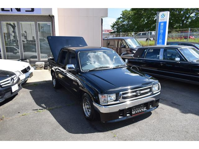 「トヨタ」「ハイラックススポーツピック」「SUV・クロカン」「岐阜県」の中古車30