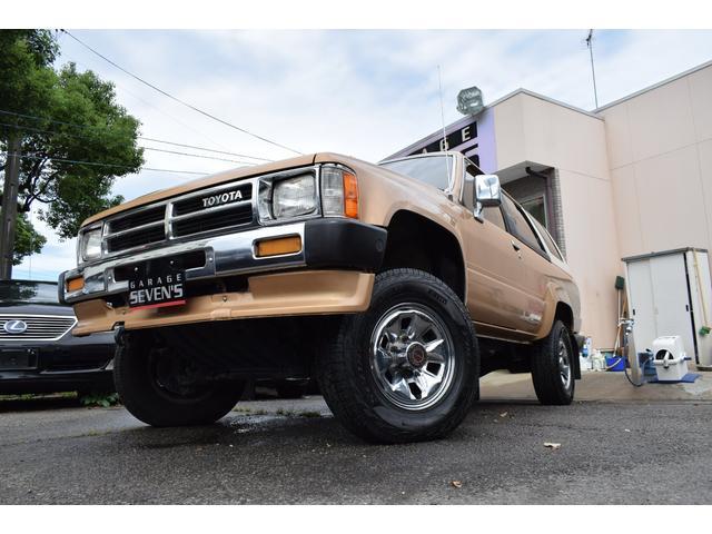 「トヨタ」「ハイラックスサーフ」「SUV・クロカン」「岐阜県」の中古車5