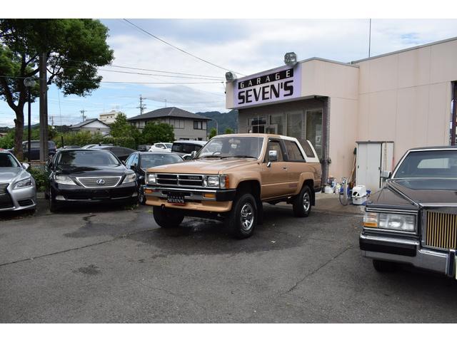 「トヨタ」「ハイラックスサーフ」「SUV・クロカン」「岐阜県」の中古車18