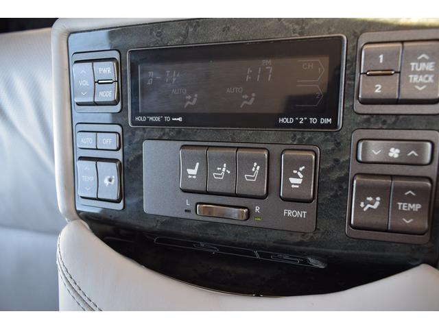 LS600hL エアサス4本交換済み リアエンターテイメント 白革シート HDD地デジフルセグ ロングボディー マークレビンソン 3面サンシェード(14枚目)