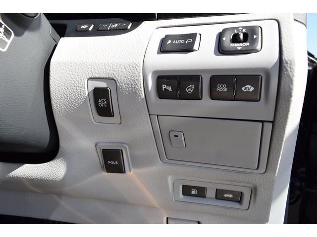 LS600hL エアサス4本交換済み リアエンターテイメント 白革シート HDD地デジフルセグ ロングボディー マークレビンソン 3面サンシェード(23枚目)