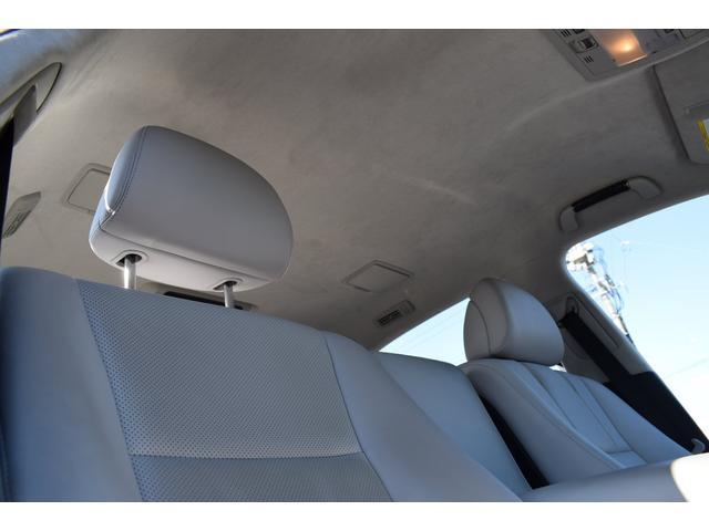 LS600hL エアサス4本交換済み リアエンターテイメント 白革シート HDD地デジフルセグ ロングボディー マークレビンソン 3面サンシェード(25枚目)