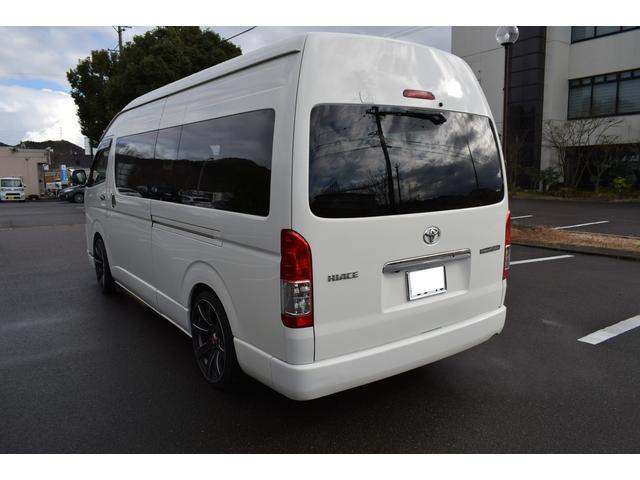 「トヨタ」「ハイエース」「ミニバン・ワンボックス」「岐阜県」の中古車7