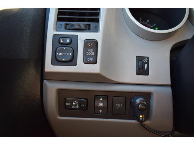 クルーマックス 2007年モデル リフトアップ 新品20インチタイヤホイール 新品ヘッドライト 新品テール 新品オーバーフェンダー 革シート 地デジナビ バイパーセキュリティ エンジンスターター(45枚目)