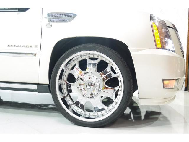 キャデラック キャデラック エスカレード 当社下取り車両 1ナンバー 日本改善済み ジオバンナ26AW