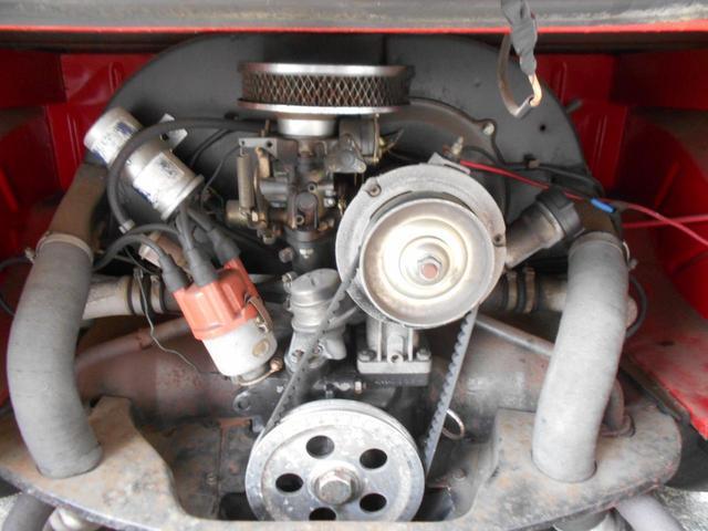 1963年モデル Fディスクブレーキ リアストレートアクスル(15枚目)