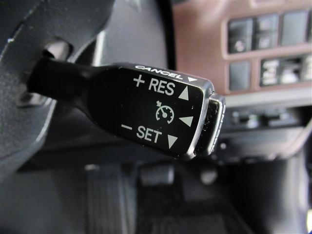 クルーズコントロール付きで高速道路もラクラク♪  ハンドル操作に集中できます。