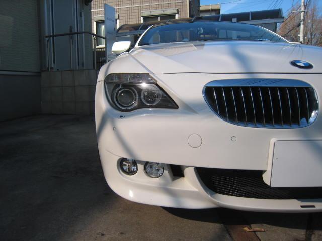 BMW BMW 650iカブリオレ ハーマンバンパー ハルトゲ21AW
