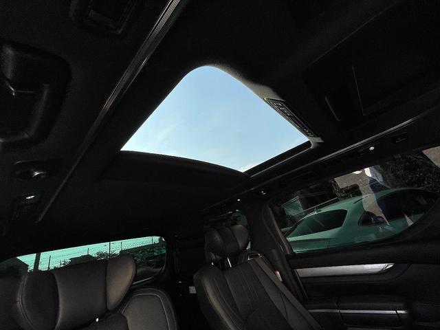 エグゼクティブラウンジS Wサンルーフ 黒革シート モデリスタエアロ カールソン21インチAW モデリスタ電動ステップ フロントスポイラー同色ペイント TVキャンセラー メーカー保証付 パノラミックビューモニター JBL(41枚目)