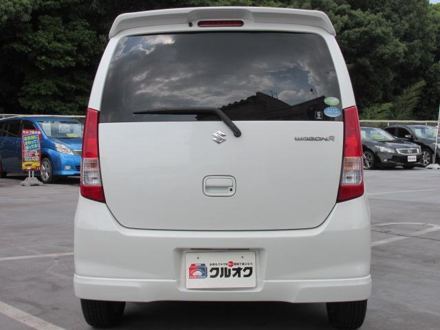スズキ ワゴンR FX-LTD 保証付 新品ナビ付 PUSHスタート ETC
