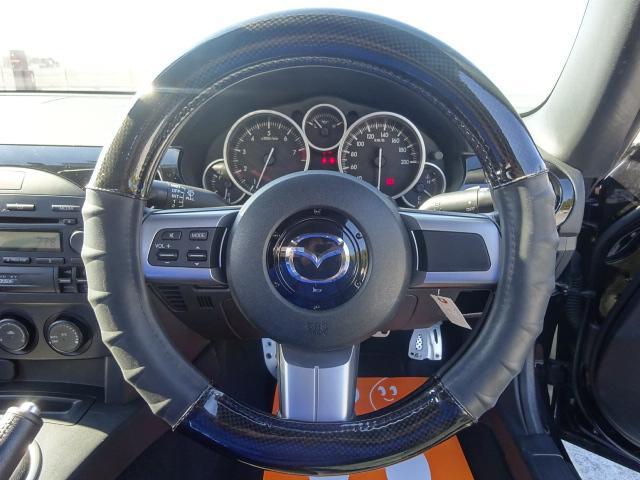 マツダ ロードスター RS F6 ビルシュタインサス BOSE HID