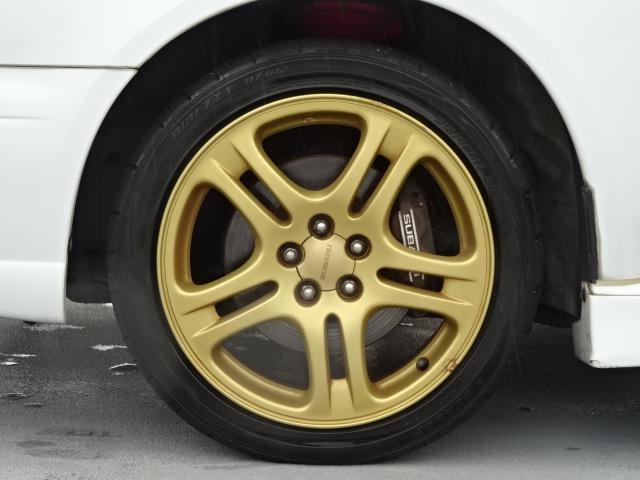 スバル!といえばこのゴールドカラーのAWが定番でありながら人気の高いアイテム!!