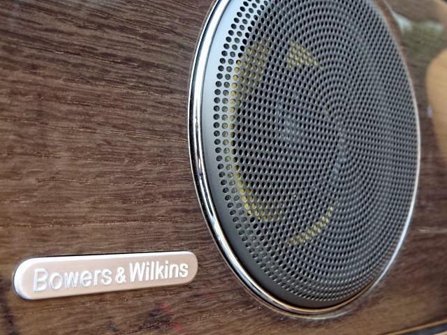 Bowers&Wilkinsスピーカーです!