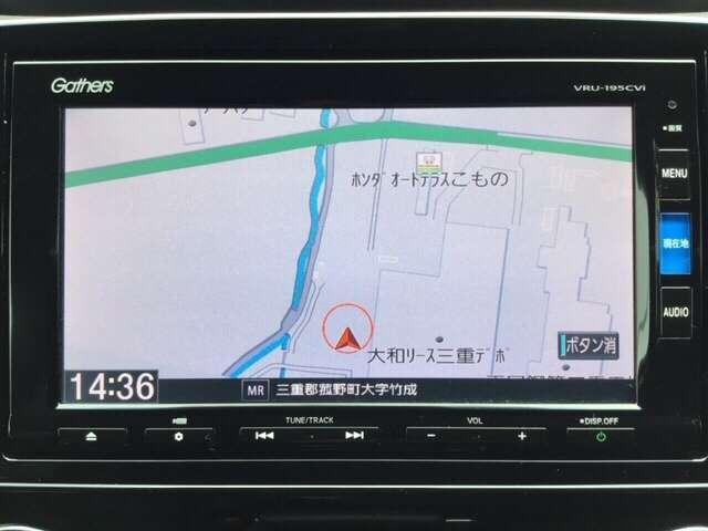 EX 4WD 元試乗車 純正ナビ サンルーフ ETC(10枚目)