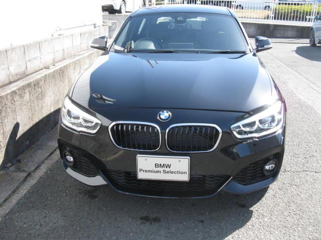 BMW BMW 118dMスポファストトラックP最長4年保証OPLEDフォグ