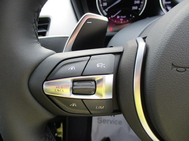 xDrive 18d Mスポーツ 黒レザー ACC&HUD(12枚目)