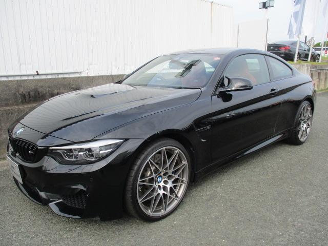 Used Bmw M4 >> Bmw M4 M4 Coupe Competition 2019 Black 1 769 Km