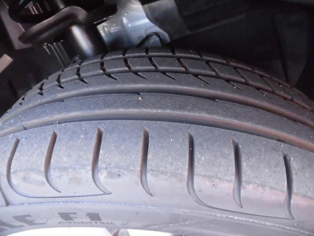 タイヤ溝。。。。これならまだまだ十分使えます。