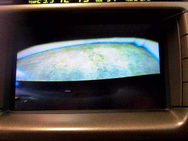 トヨタ セルシオ C仕様 黒革シート純正ナビシートヒーター