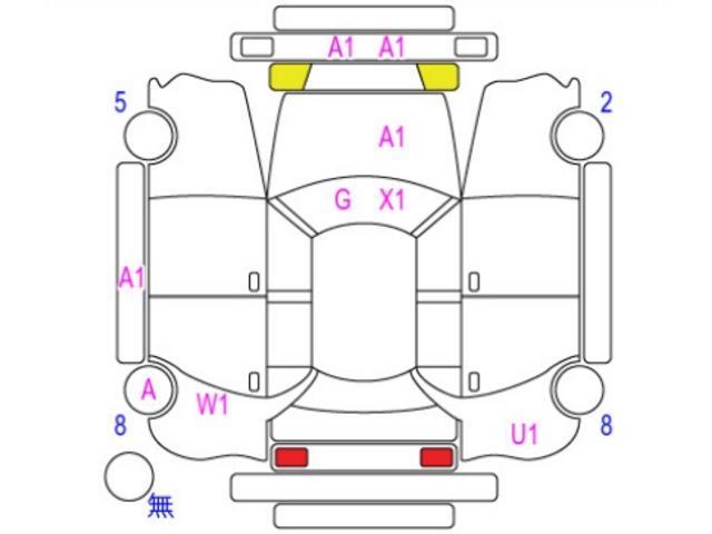 ガラス張り〜♪ 第三者機関クルマの査定を実施 第三者の立場からクルマを細かくチェック