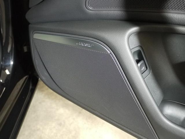 2.8FSIクワトロ 黒革シート/BOSEサウンド/シートヒーター/ナビ/ユーザー買取/4WD/Bluetooth/バックカメラ/クルコン(41枚目)