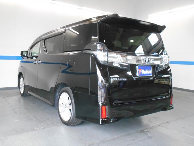 トヨタ ヴェルファイア 2.5Z Aエディション SDナビ 禁煙車
