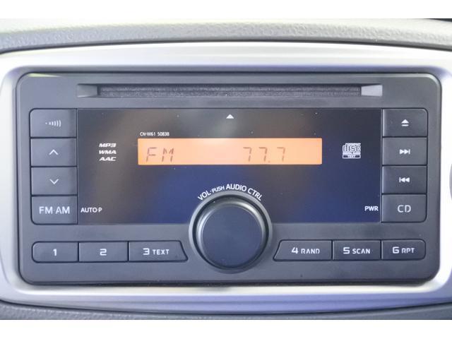 トヨタ ヴィッツ F スマイルエディション CD スマートキー 社外アルミ