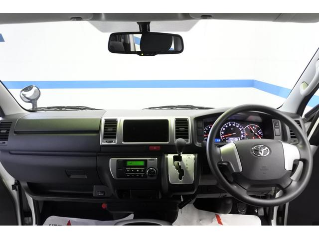トヨタ レジアスエースバン ロングスーパーGL ディーゼル Bカメラ 両側スライドドア