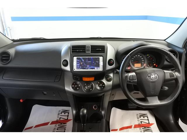 トヨタ RAV4 スタイル ワンセグナビ ETC クルーズコントロール