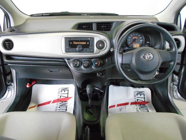 トヨタ ヴィッツ F CVT キーレス CD ロングラン保証付き