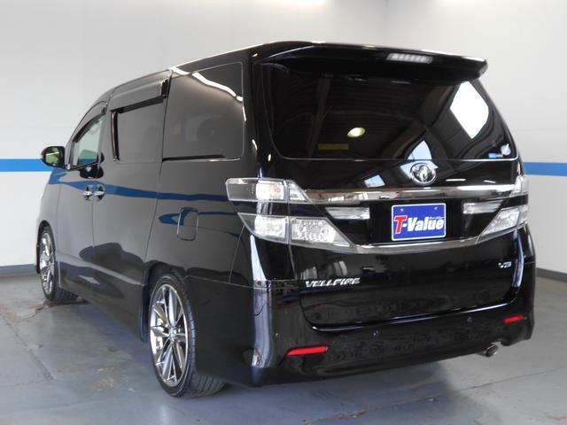 トヨタ ヴェルファイア 3.5Z Gエディション 後席モニター サンル-フ ETC