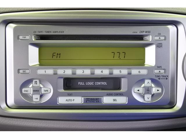 トヨタ ヴィッツ F CD ワイヤレスキー  ロングラン保証付き