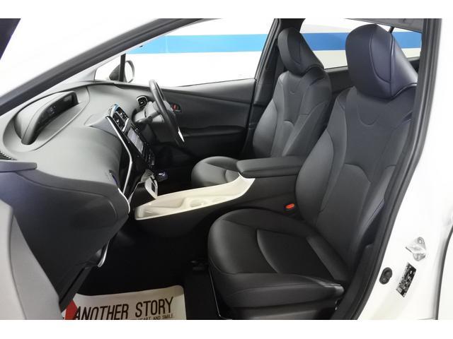 ゆったりとしたシートで、ドライビングをお楽しみ下さい。