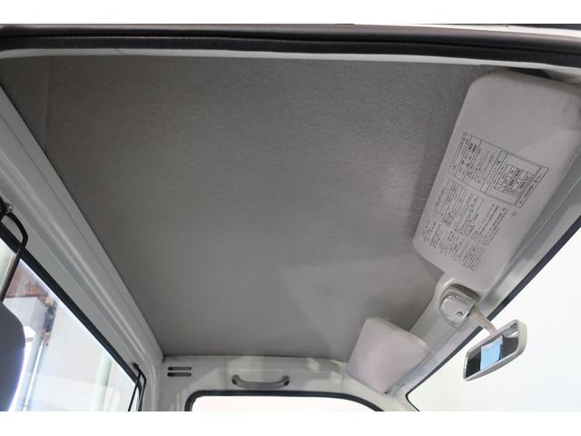 【天井】「まるごとクリン」施工済みですので、除菌、洗浄が完了しており清潔です。