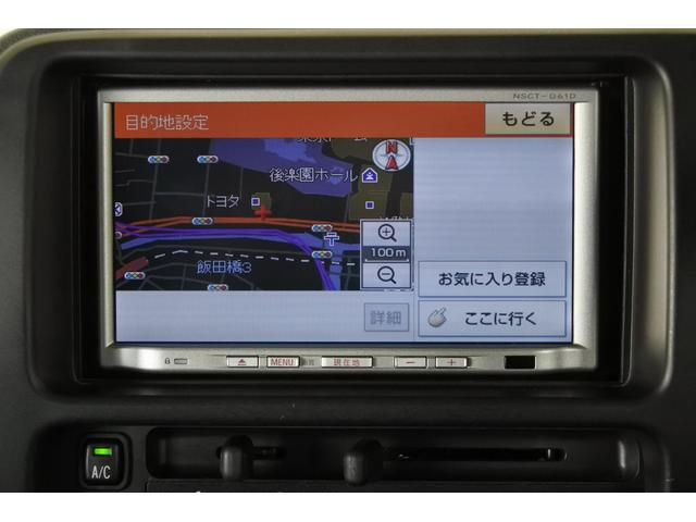 クルーズ4WD 5MT SDナビ バックカメラ(2枚目)