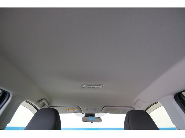 天井もキレイです。「まるごとクリン」施工済みですので、除菌、洗浄が完了しており清潔です。