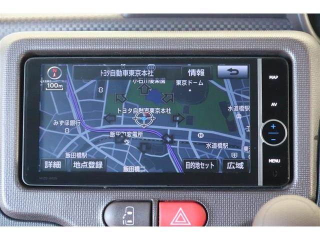 F HDDナビ フルセグ ETC 社外アルミ 片側パワ-スライドドア スマ-トキ-(6枚目)