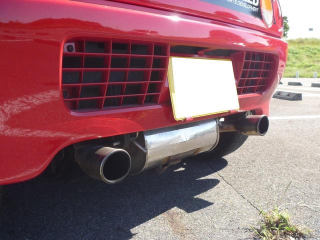 マツダ AZ-1 タイプL マツダスピード仕様 車高調 ピロアッパー マフラー
