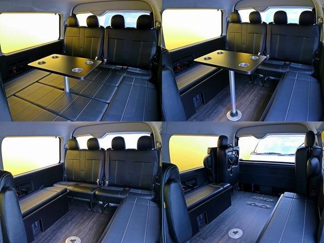 トヨタ ハイエースワゴン GL FD-BOX0 ピクニック フルセグ地デジナビPKG