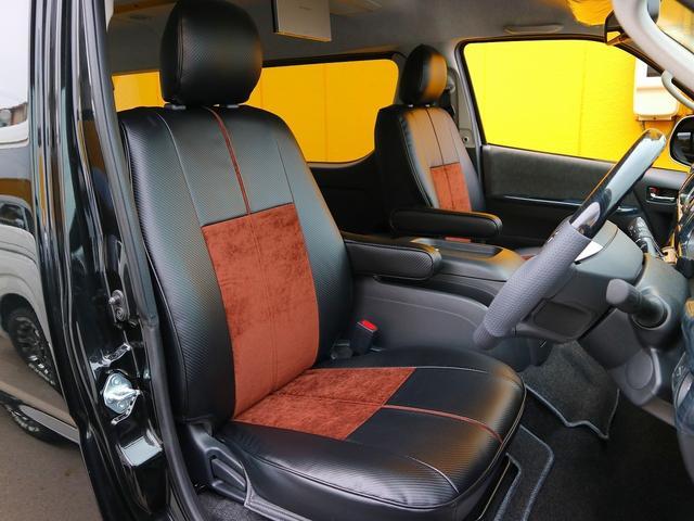 トヨタ ハイエースワゴン GL REVOファミリーワゴン 車中泊ベッド ナビSET