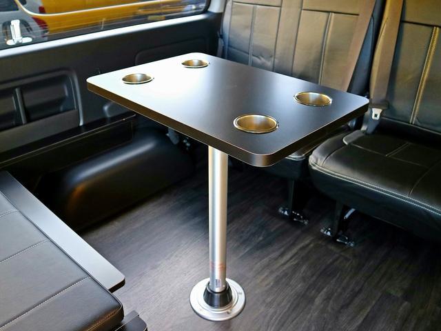 GL FD-BOX0 車中泊ベッドキット 床張り テーブル(6枚目)
