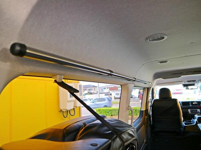 GL FD-BOX0 車中泊ベッドキット 床張り テーブル(9枚目)